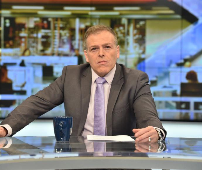 """אראל סגל, """"הפטריוטים"""", ערוץ 20"""