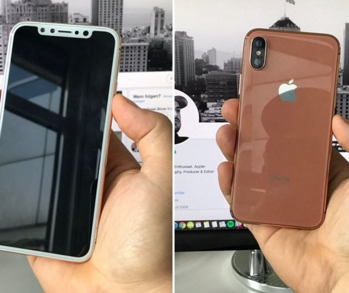 האם כך ייראה האייפון 8?