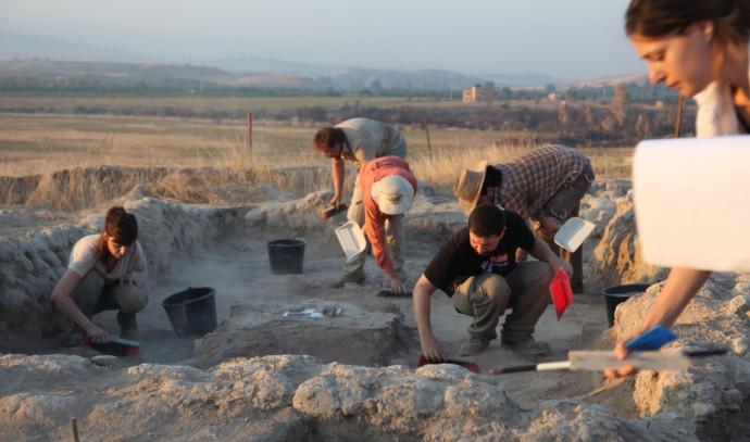 חפירות ארכיאולוגיות