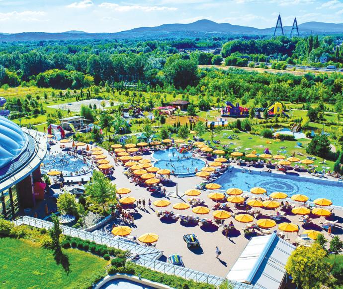 מלון ״אקווה וורלד״ בבודפשט