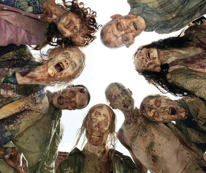 המתים המהלכים