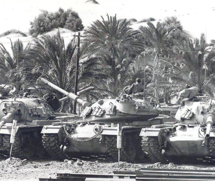 טנקים של גדוד 9