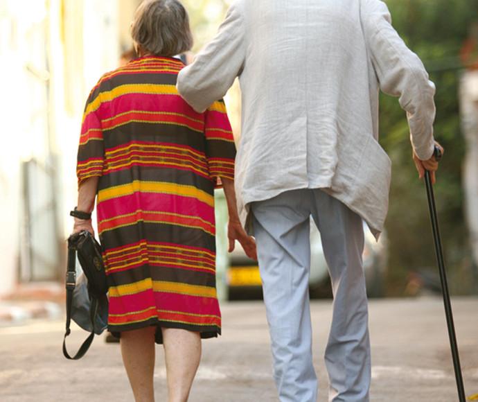 קשישים, אילוסטרציה