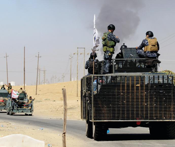 כוחות עיראקים בכרכוכ