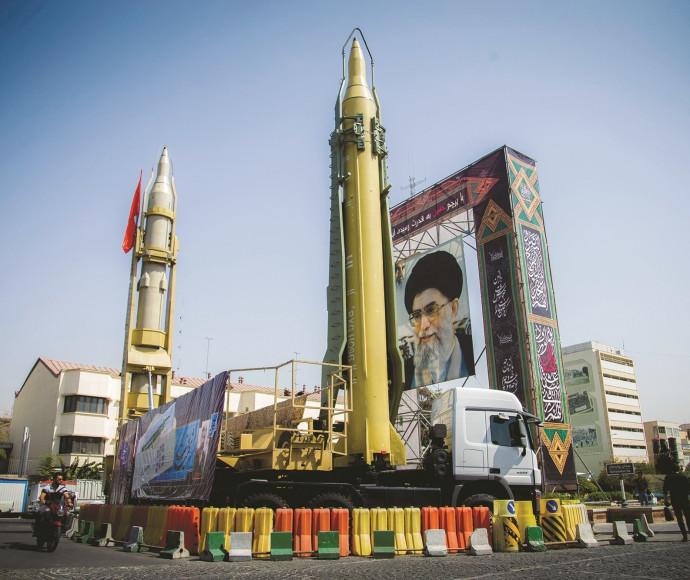 איראן, חמינאי
