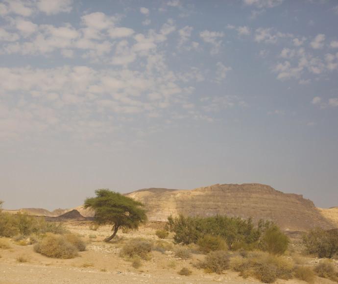 אזור מצפה רמון