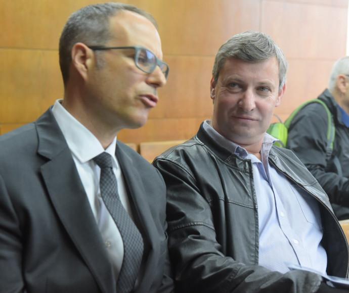 סטס מיסז'ניקוב בבית המשפט