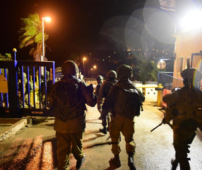 מעצר החשודים בתקיפת המטיילים בטיול בר המצווה בשומרון