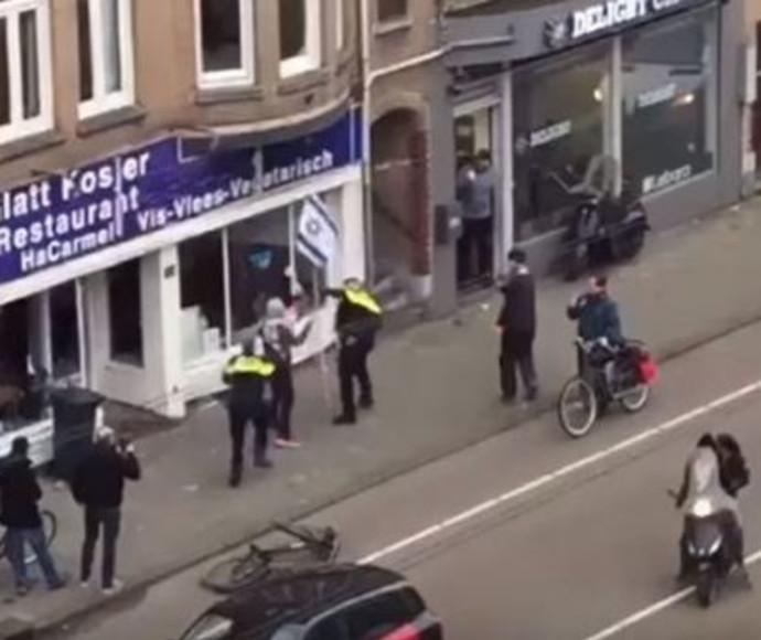 התקיפה בהולנד