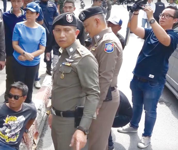 שחזור הרצח בתאילנד