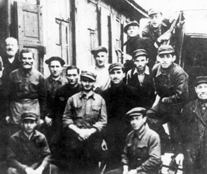חסיד אומות עולם פולני עם יהודים שהציל