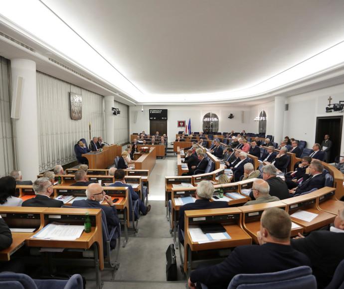 הסנאט הפולני (ארכיון)