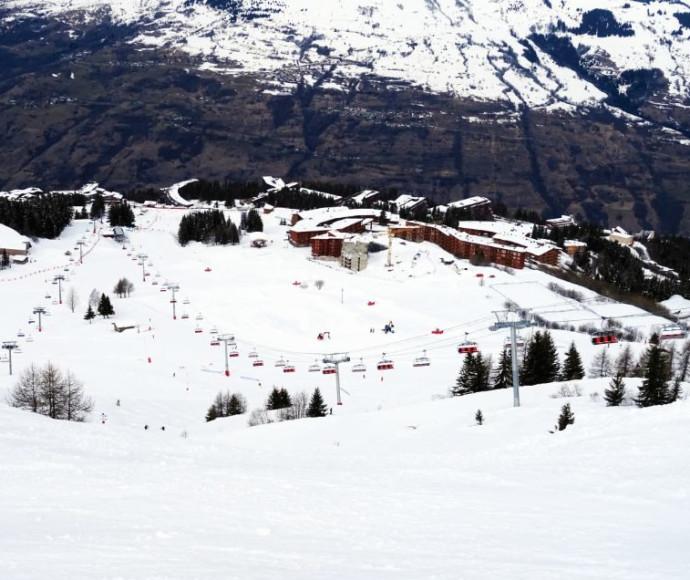 סקי בצרפת