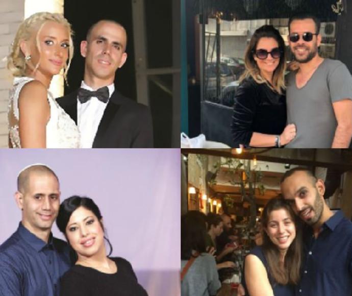 הזוגות שהכירו במקום העבודה שלהם