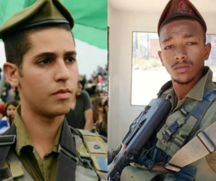 חיילי גולני שנהרגו בתאונת הדרכים בכביש 6