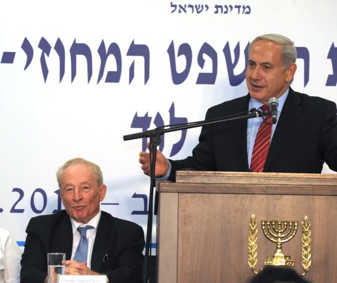 הילה גרסטל, בנימין נתניהו ויהודה וינשטין