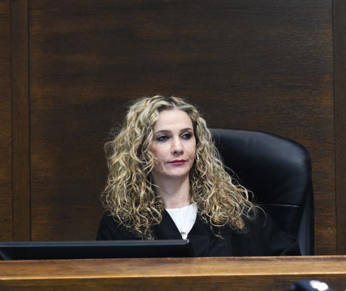 השופטת רונית פוזננסקי-כץ