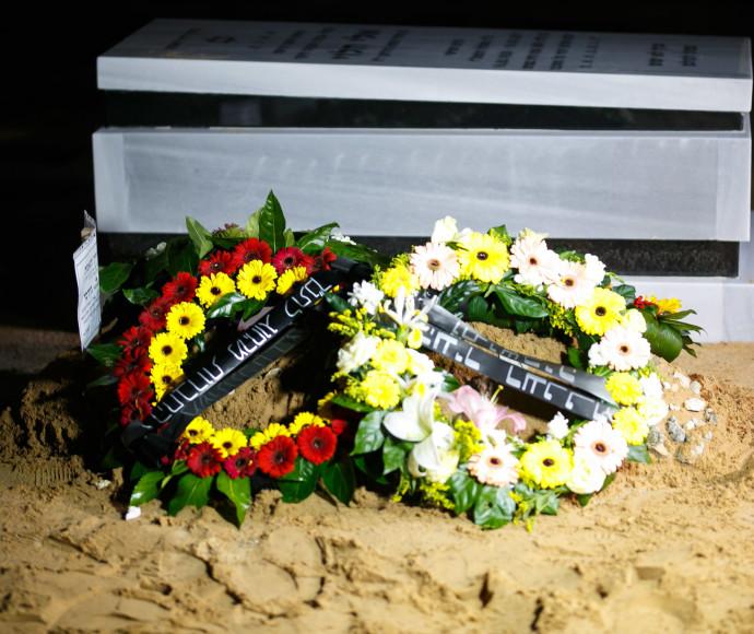 קברו של אביתר גדסי