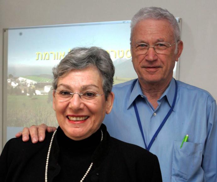 יהודית ויהודה ברוניצקי