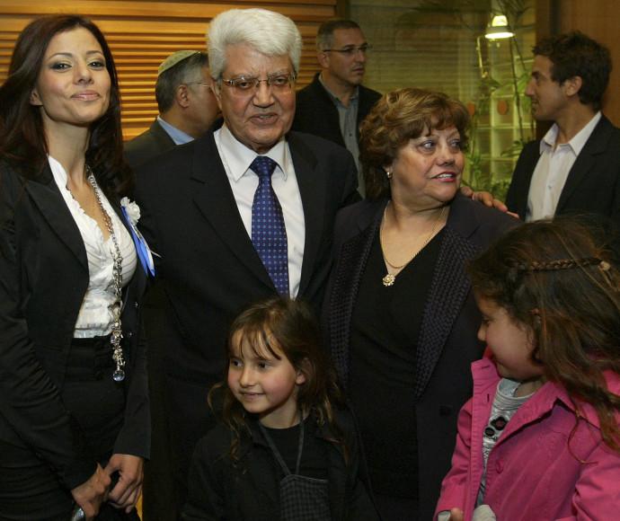 דוד לוי ואורלי לוי אבקסיס