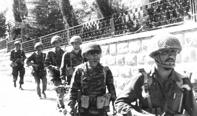 צנחנים בירושלים