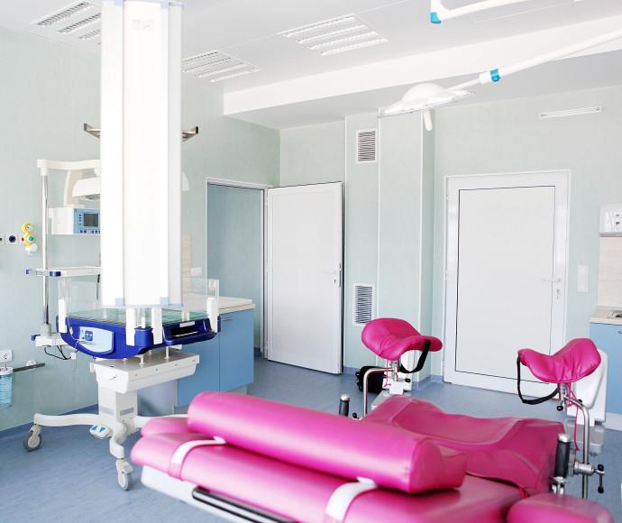 חדר מרפאה