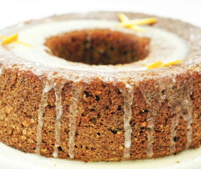 עוגת תפוז-קוקוס