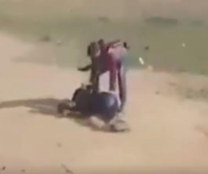 הפלסטיני שנורה בעת עימותים ברצועה
