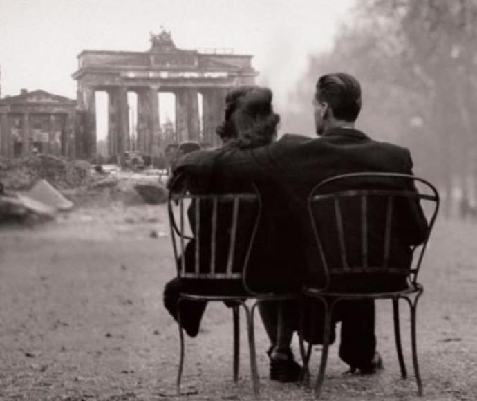 השיבה לברלין, הנס פאלאדה