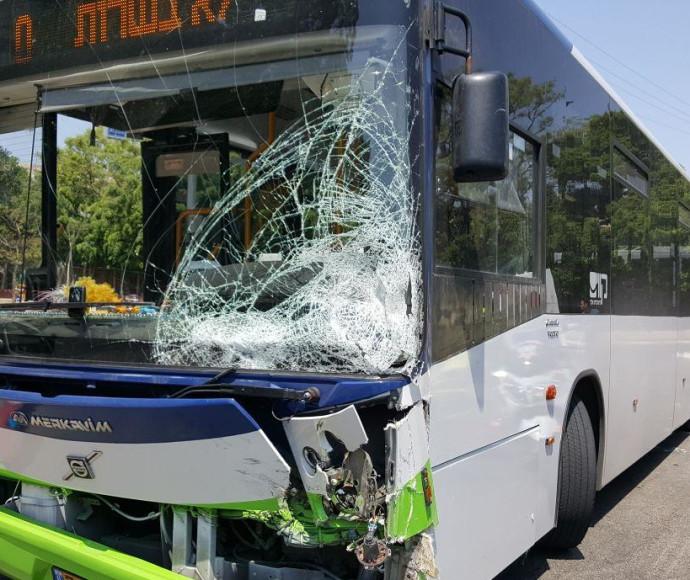 התאונה הקטלנית בתל אביב