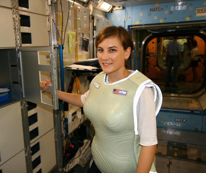 חליפת החלל הישראלית