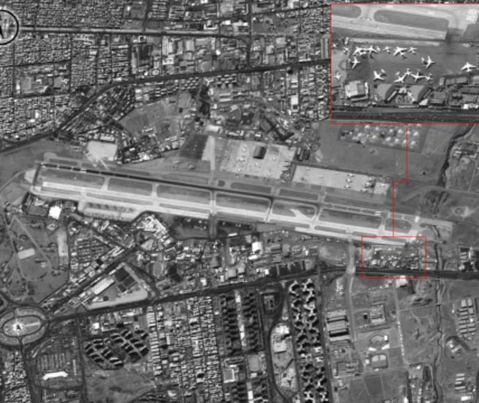 בסיס איראני בסוריה