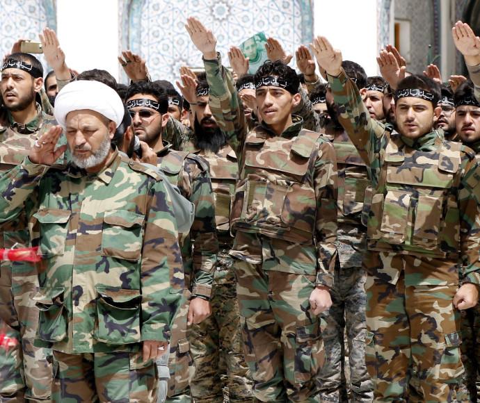 מיליציות שיעיות בסוריה