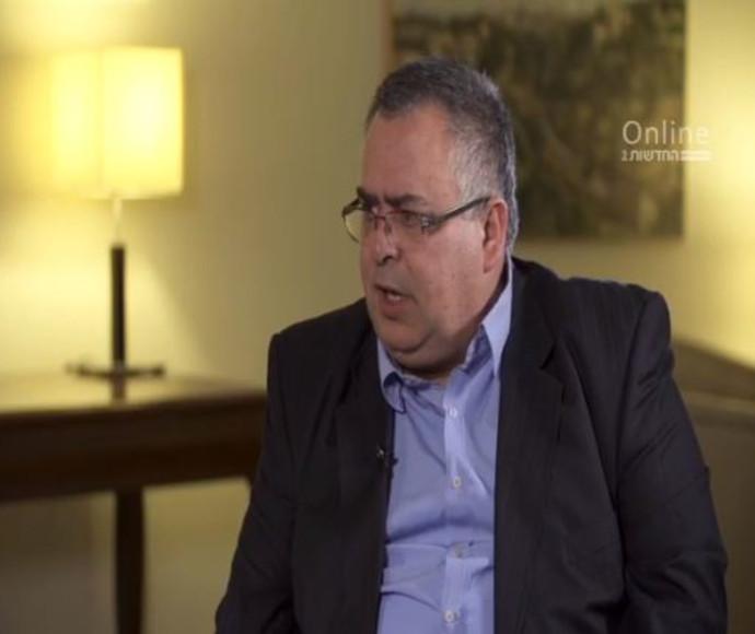 דוד ביטן בראיון למהדורה המרכזית
