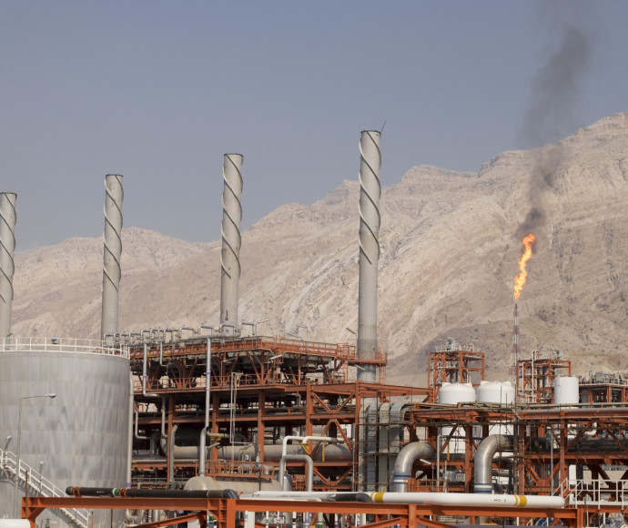 חוות גז פארס