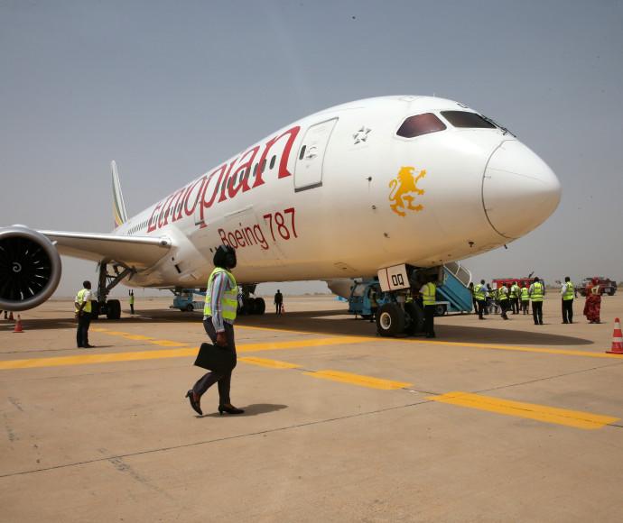 בואינג 787 של אתיופיאן איירליינס