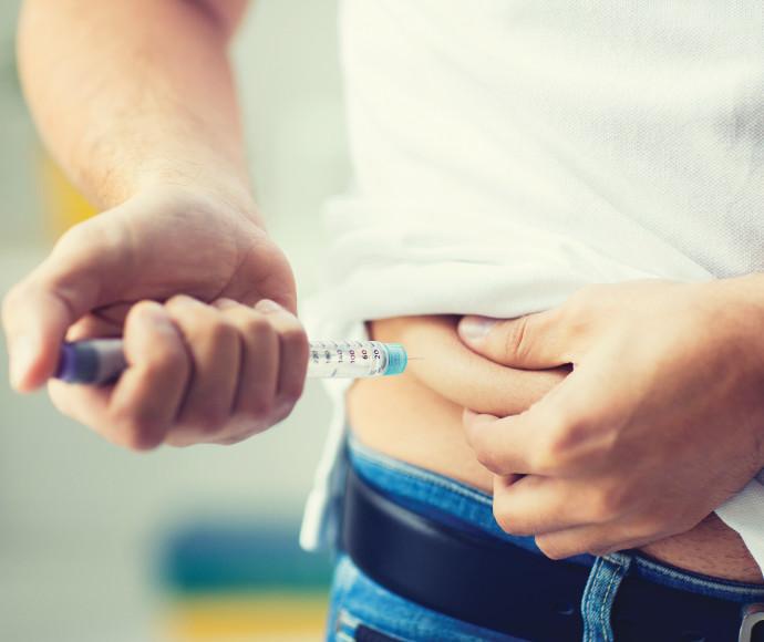 חולה סוכרת (אילוסטרציה)