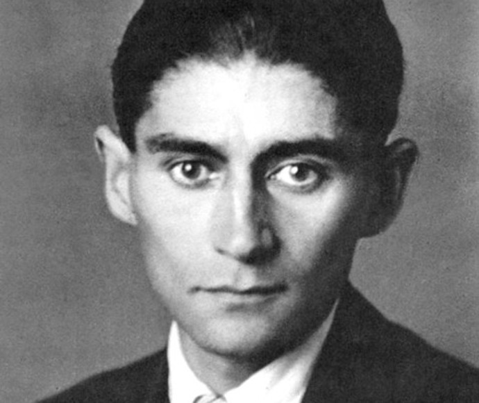 פרנץ קפקא