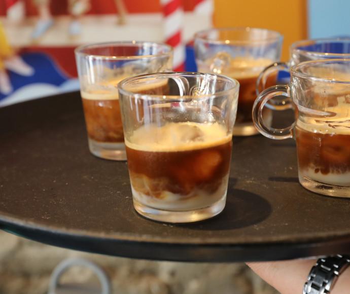 תערובות שנוצרו בהשראת מתכוני הקפה הקר הפופולריים של איטליה