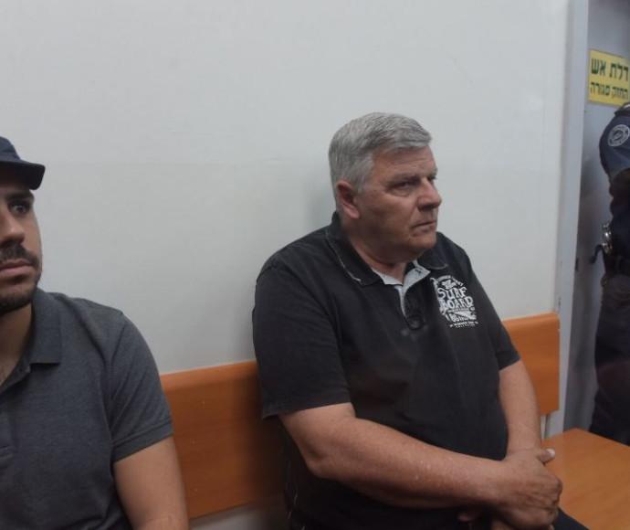 ראש עיריית חדרה צבי גנדלמן