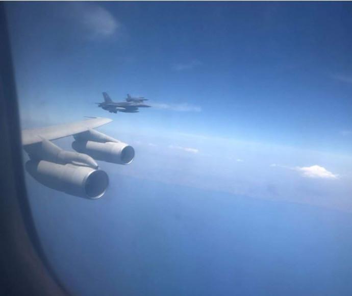 תרגיל חיל האוויר ביוון