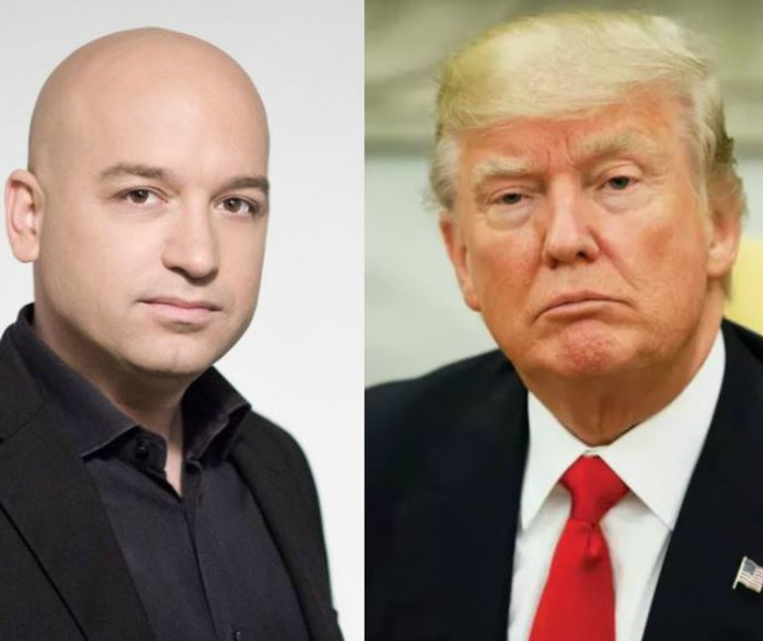 דונלד טראמפ ומואב ורדי