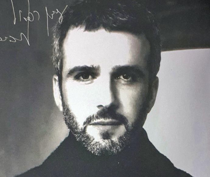 מוזיקה - עידן רפאל חביב - צילום עטיפה מעיר כהן - עיצוב גרפי זיו רגב סטודיו