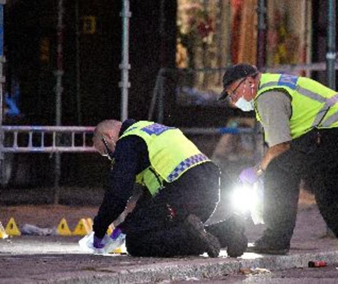 אירוע ירי בשוודיה