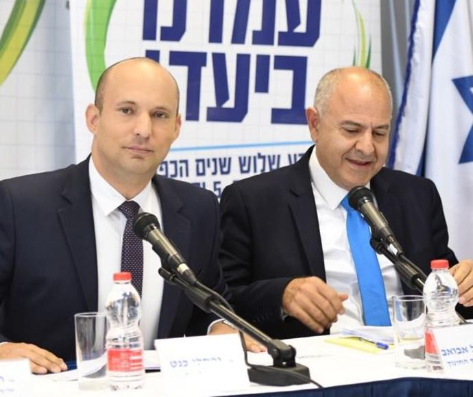 נפתלי בנט, שמואל אבוהב