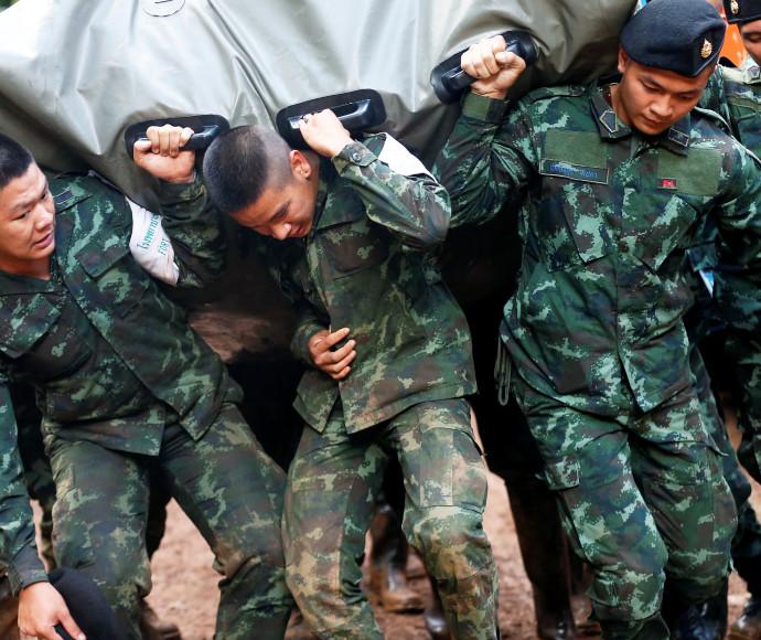 חילוץ הנעדרים בתאילנד