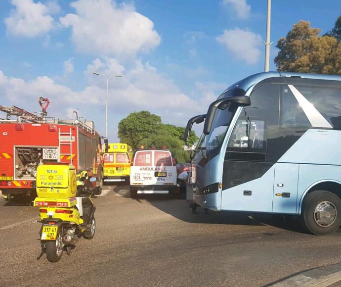 תאונת דרכים בחיפה