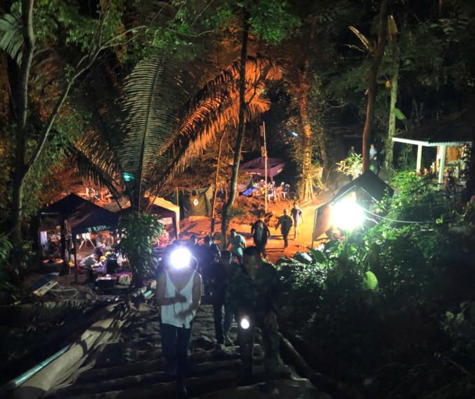 מבצע החילוץ מהמערה בתאילנד