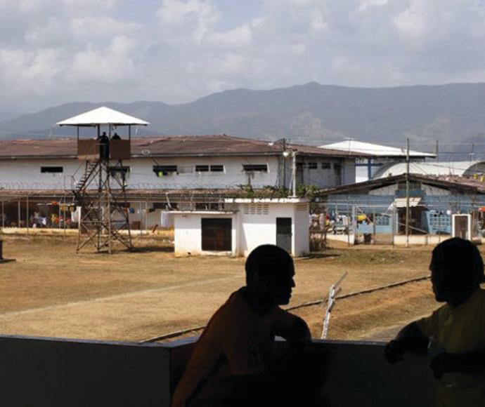 כלא לה ג'ואיטה בפנמה, שממנו נמלט האסיר שי דהן
