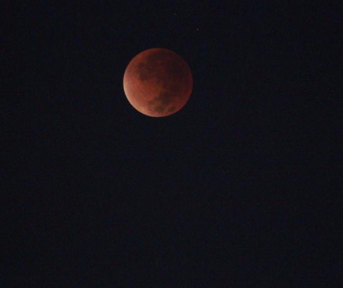 ליקוי ירח בישראל, ארכיון
